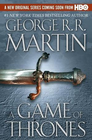 Game of Thrones George R. R. Martin Book Review