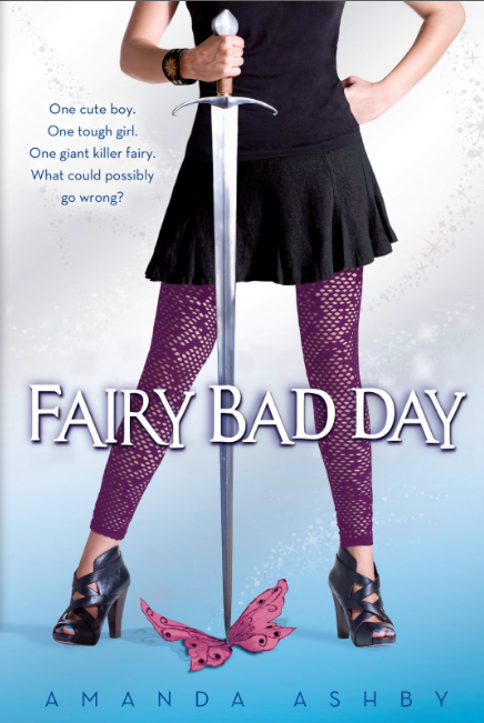 Fairy Bad Day Book Review