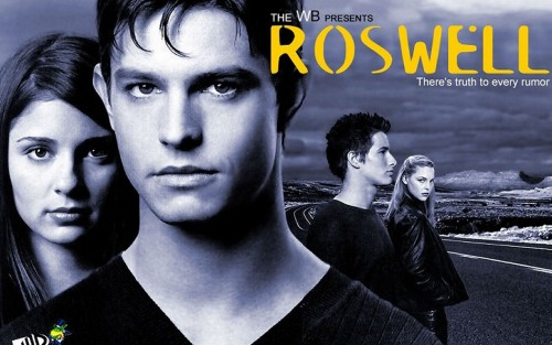 Roswell WB TV Show