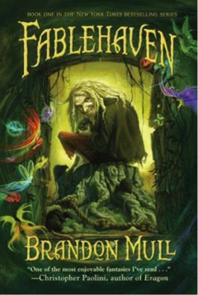 fablehaven book review