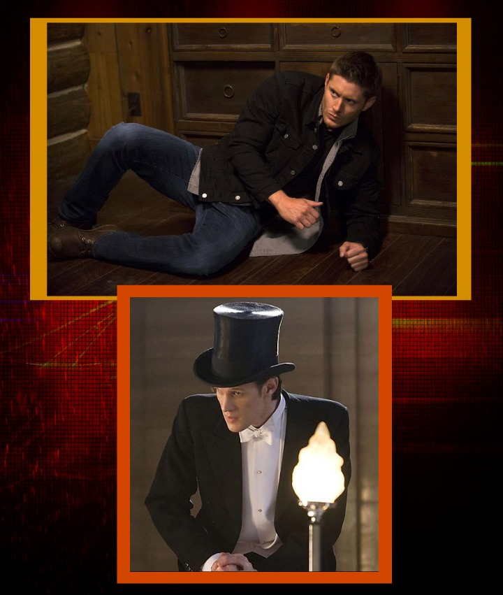 Dean Wincester Supernatural eleventh doctor who thanksgiving