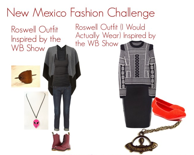 New Mexico Fashion Challenge Roswell WB