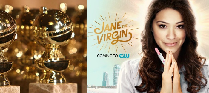 Golden Globe nominations 2014 CW Jane the Virgin