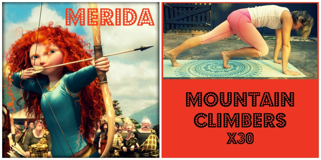 Princess approved Merida Mountain Climbers