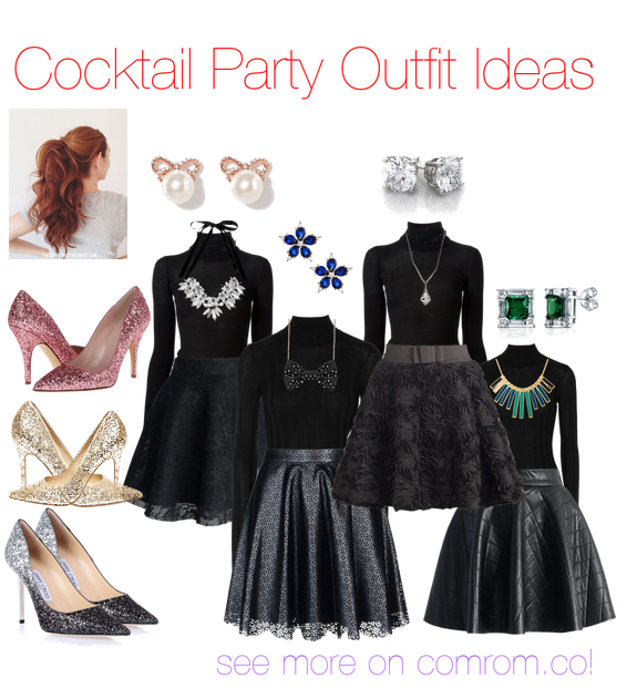 Exceptional Cocktail Party Outfit Ideas Part - 14: Hadas Cocktail Party Outfit Idea New Years Eve