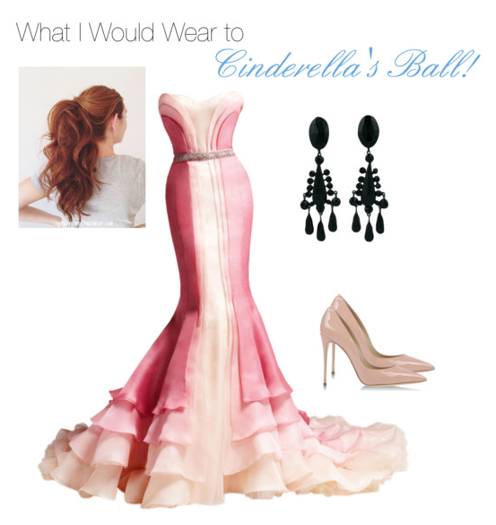 Ballgown Fancy Into the Woods Pumps Heels Jewelry
