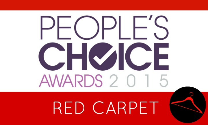 People's Choice Awards 2015 Red Carpet Fashion