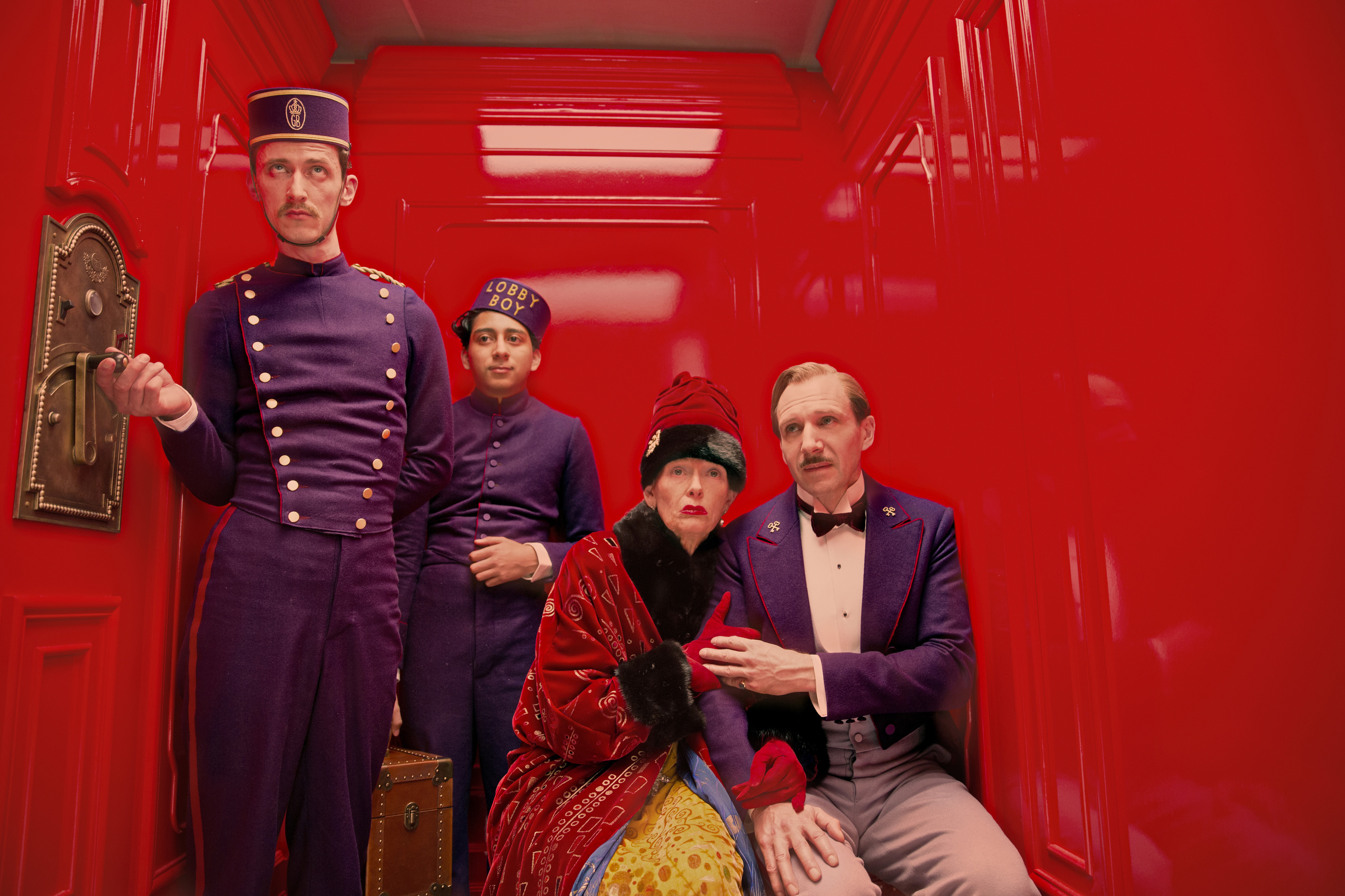 oscars the grand budapest hotel common room. Black Bedroom Furniture Sets. Home Design Ideas