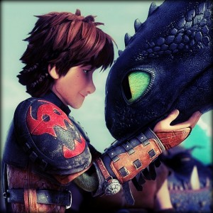 How to train your dragon comfort film