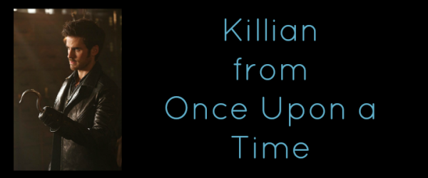 Killian Hook Once Upon a Time OUAT