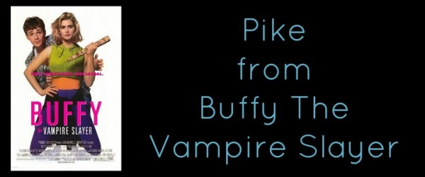Pike Buffy the Vampire Slayer movie