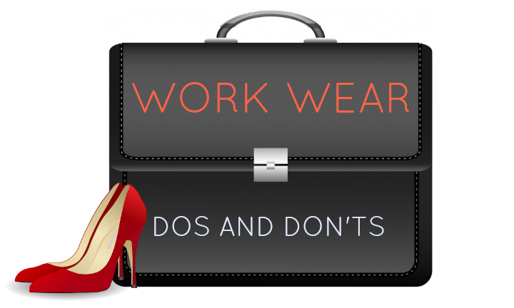 OUTFIT DRESS CODE WORK JOB OFFICE
