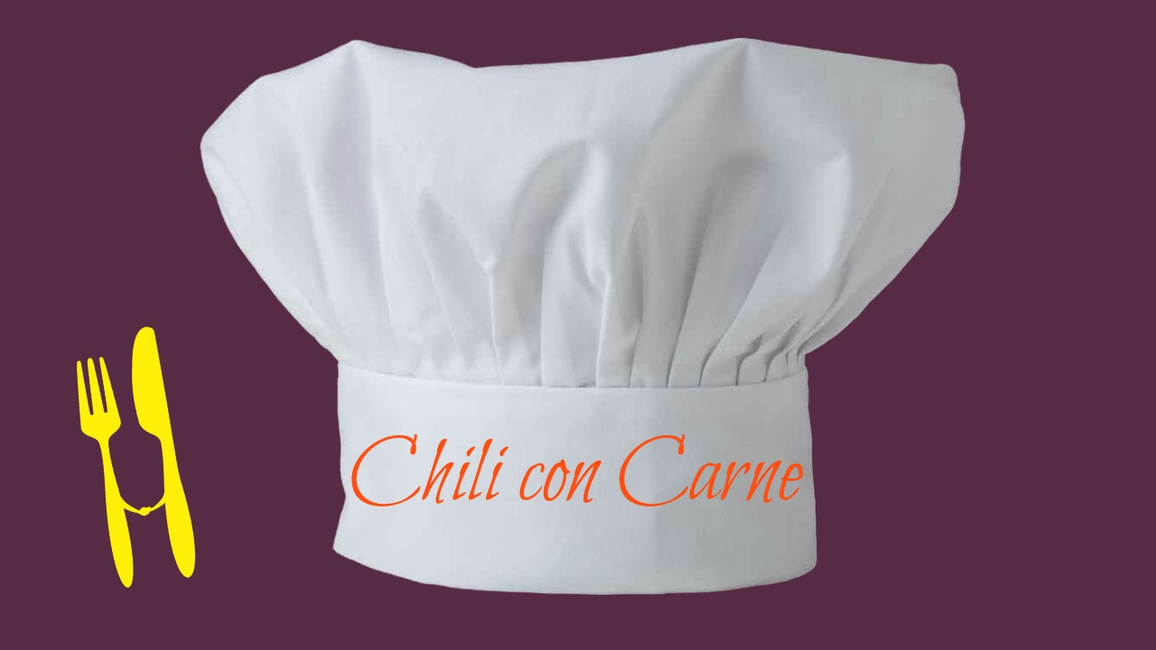 chef hat recipe