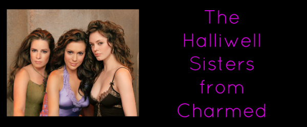 bff The Halliwell Sisters from Charmed