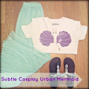 fandom5 fandom item styled 5 ways subtle cosplay urban mermaid
