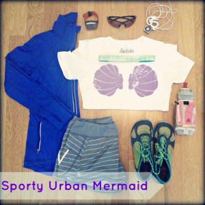 fandom5 fandom iten styled 5 ways sporty urban mermaid