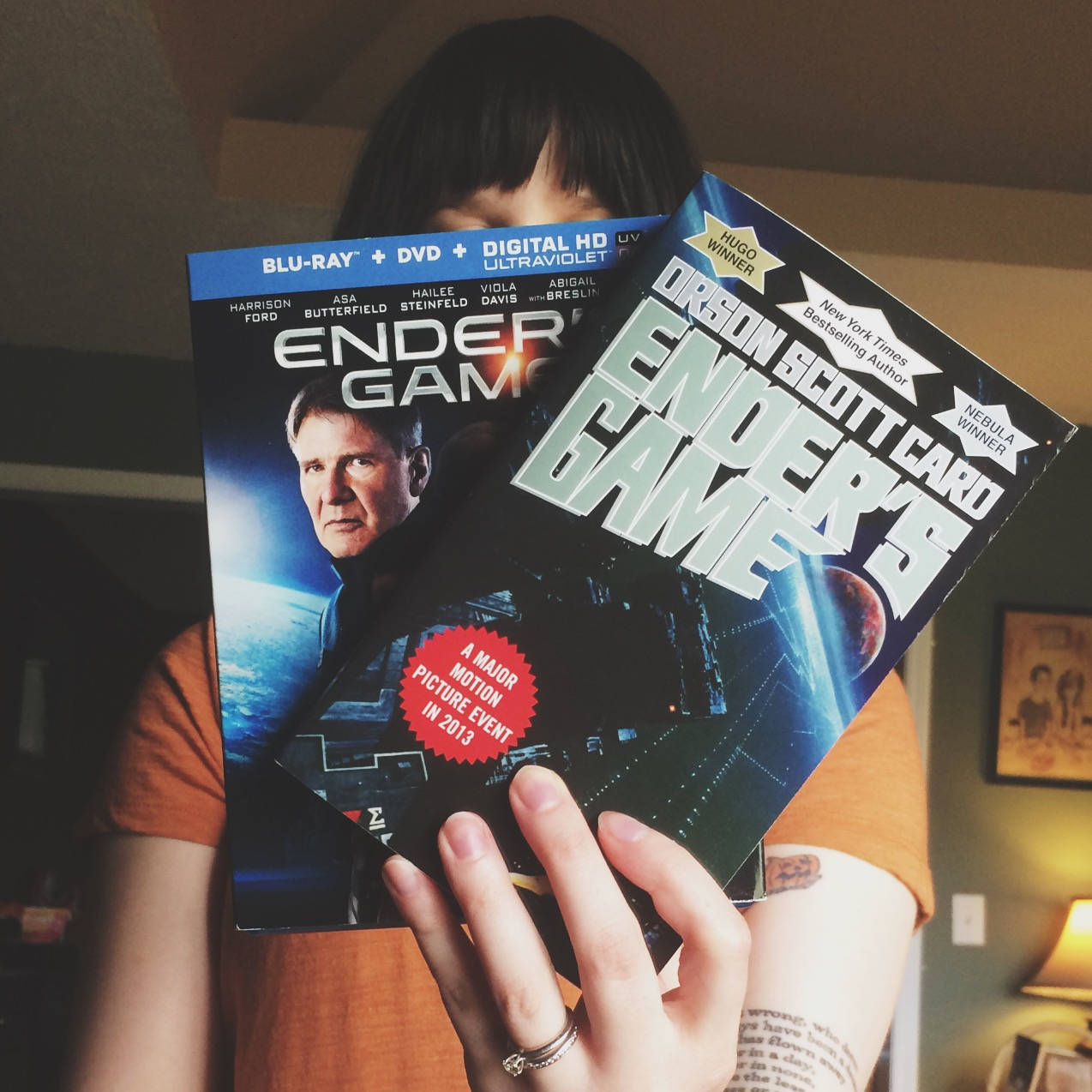 an analysis of enders game a book by orson scott card This is a quick book summary and analysis of ender's game by orson scott card facebook page -   this is a story about a boy.