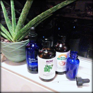 essential oils obsessions