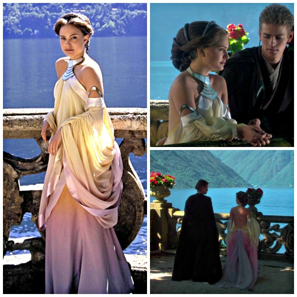 padmes villa gown attack of the clones star wars rewatch