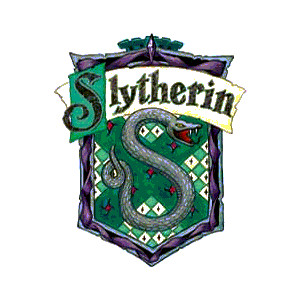 Slytherin Harry Potter