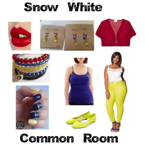 everyday snow white