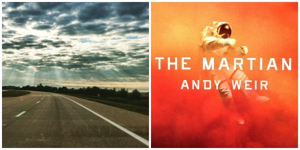 Daily Commute Audible Download The Martian Book Suggestion