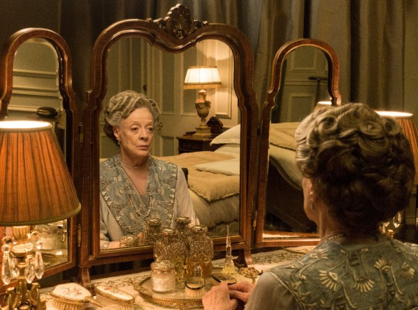 Downton Abbey Dowager Countess Maggie Smith