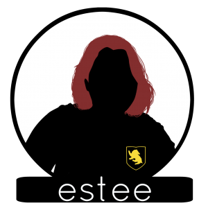 Estee Circle BG Label 2
