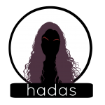 Hadas Circle BG Label