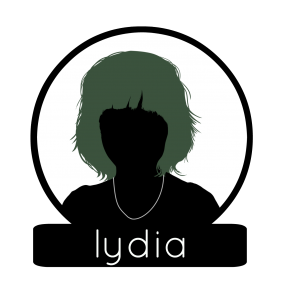 Lydia Circle BG Label