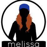 Melissa Circle BG Label