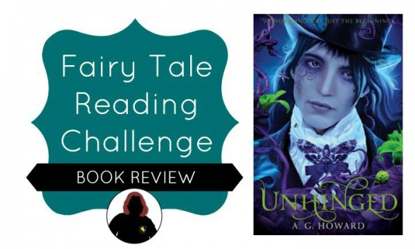 fairytale book review Unhinged