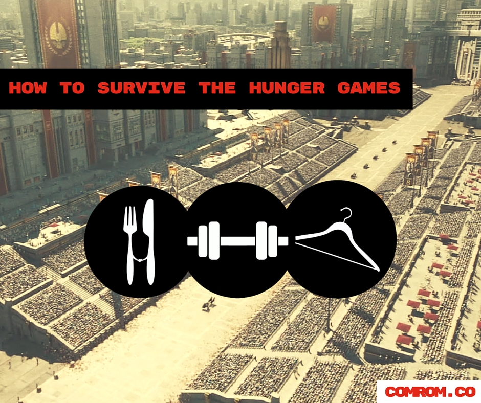 food fitness fashion podcast episode dystopian how to survive the hunger games