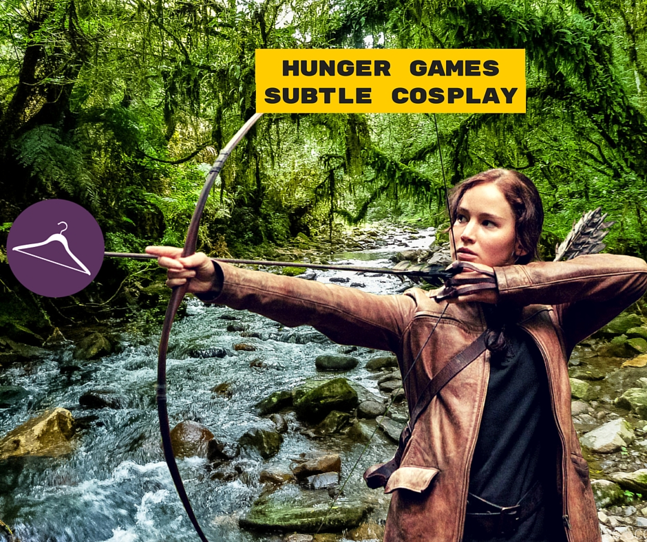 Hunger Games Subtle Cosplay Dystopian Subtle Cosplay