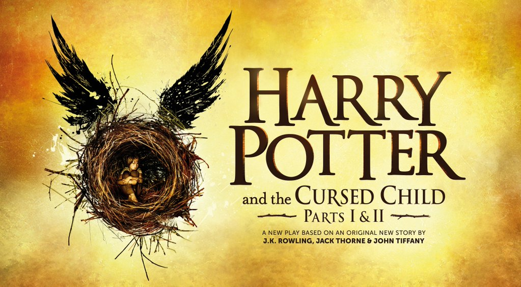 harry potter sequel cursed child jk rowling UK stage play