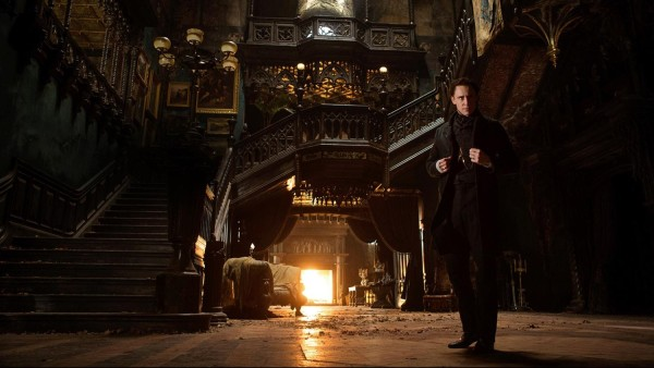 Crimson Peak Guillermo Del Toro Tom Hiddleston Gothic