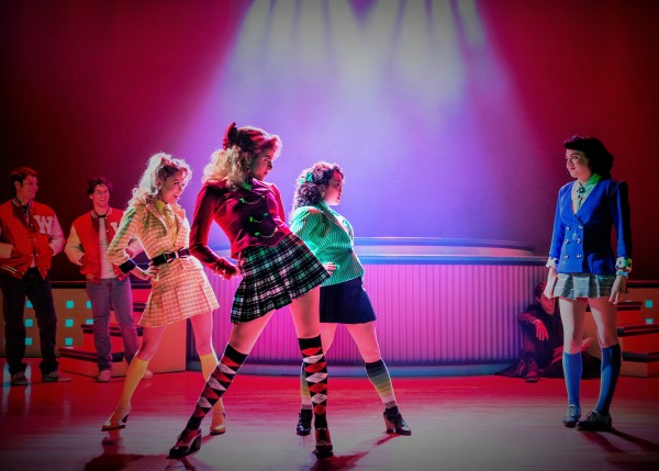 Heathers the Musical Elle Mclemore Broadway