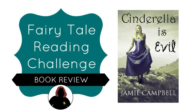 fairytale book review Cinderella is Evil