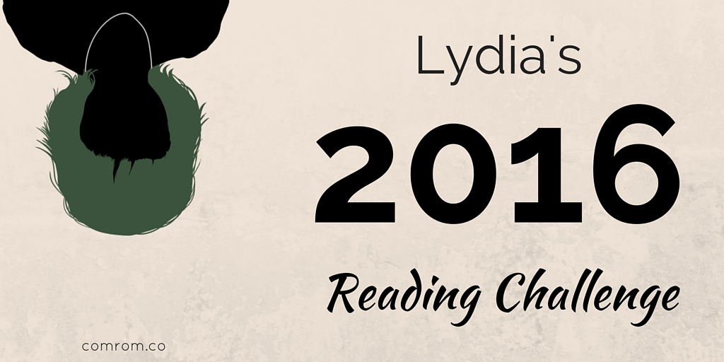 2016 Reading Goals Reading Challenge