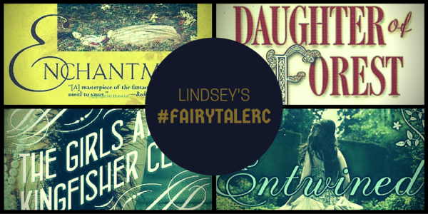 #FairytaleRC reading challenge fairytale retellings adaptations