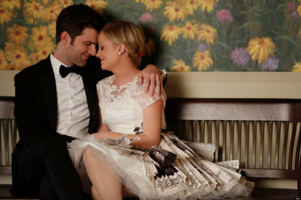 Leslie and Ben Parks and Rec