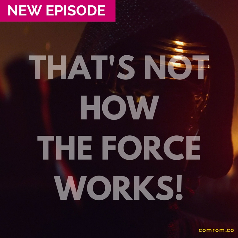 the force awakens podcast episode
