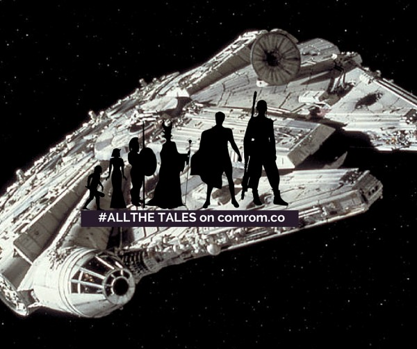 Star Wars AlltheTales