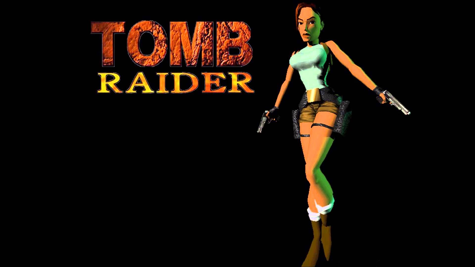 Classic Tomb Raider Mythology