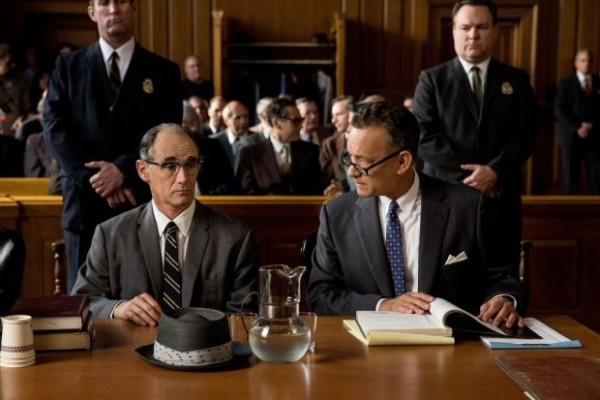 Bridge of Spies Tom Hanks Mark Rylance Steven Spielberg