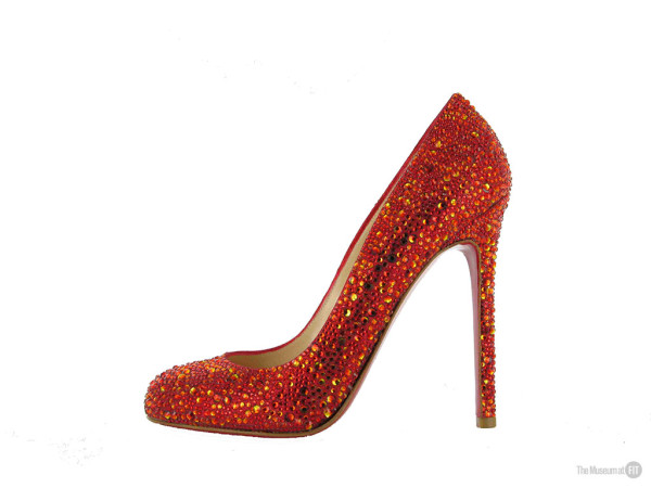 FIT Christian Louboutin Lady Lynch Stilettos